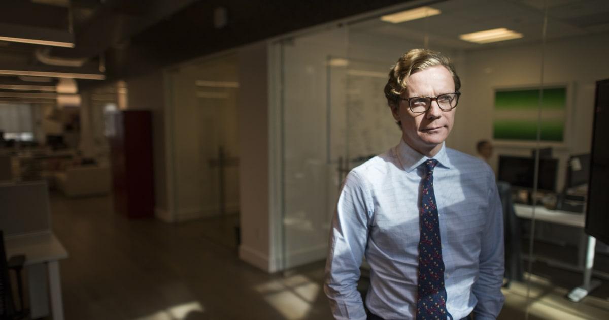 Hidden camera shows Cambridge Analytica CEO pitching deceptive tactics