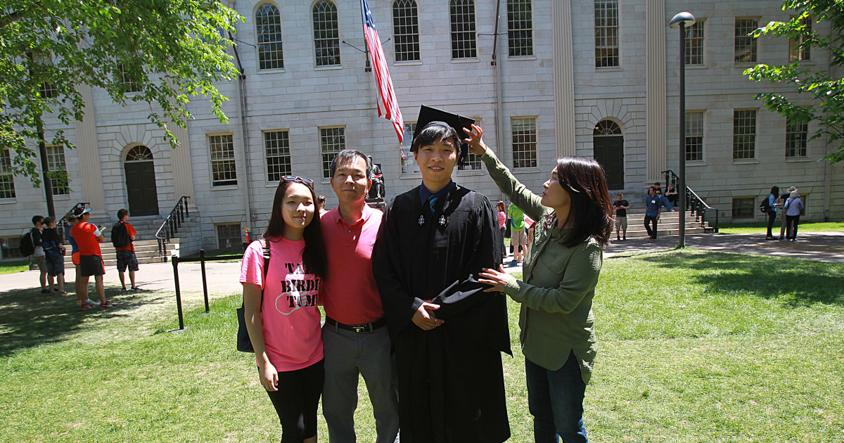 www.nbcnews.com: Asian-Americans rejected by Harvard need to resist the anti-affirmative action narrative