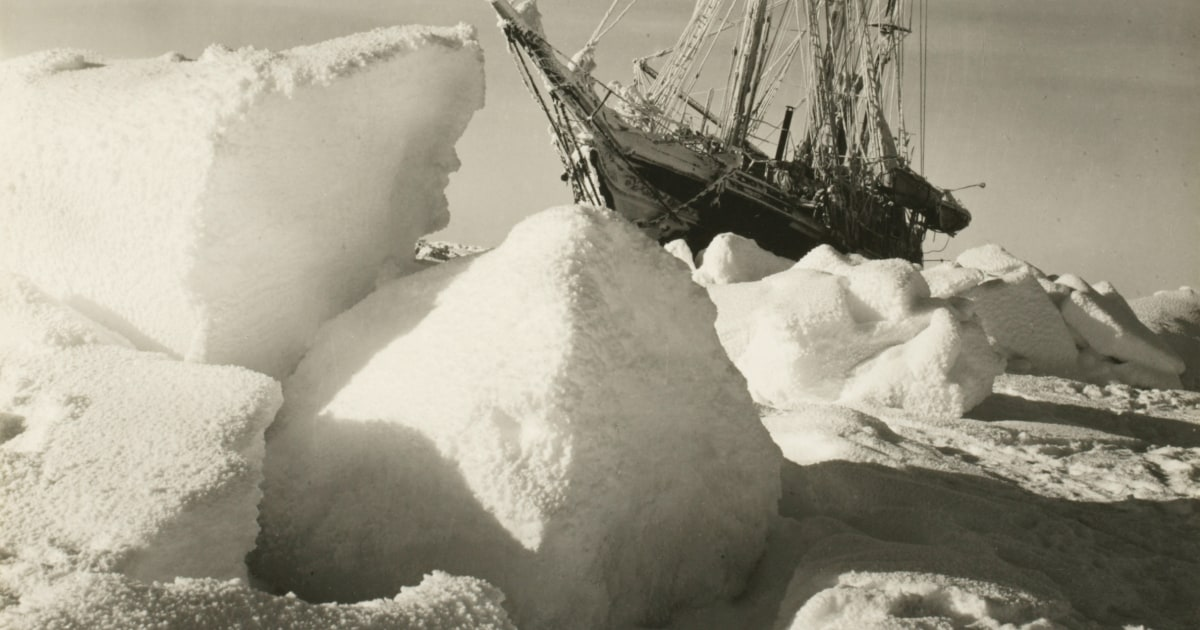 b532af3a35 Shackleton's lost ship 'Endurance' to be target of new expedition