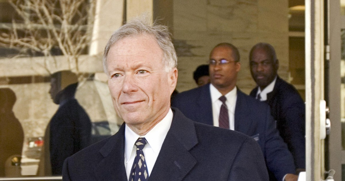 I Respect Jurys Verdict George Bush >> Trump Pardons Scooter Libby Former Cheney Aide