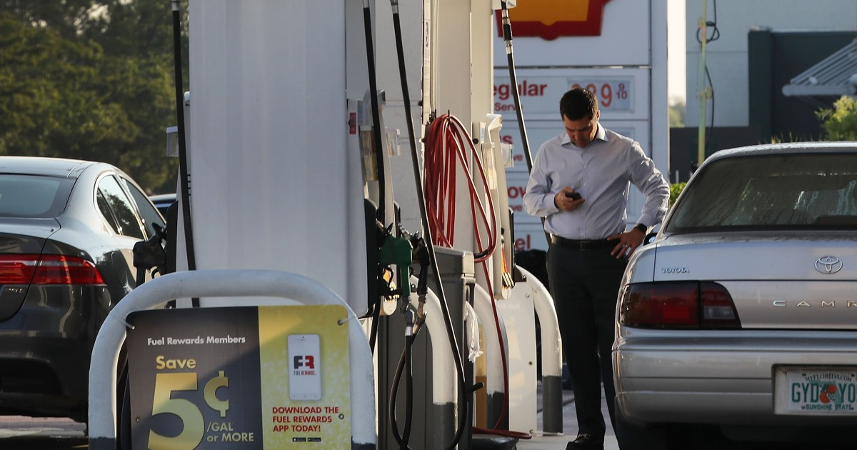 Gas Prices Miami >> Trump hits out at OPEC as gas prices continue to climb