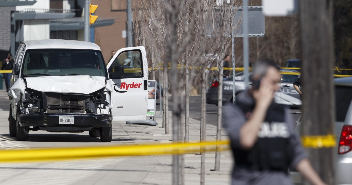 After Toronto attack, online misogynists praise suspect as 'new saint'