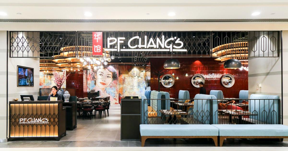 Asian cuisine chain restaurant