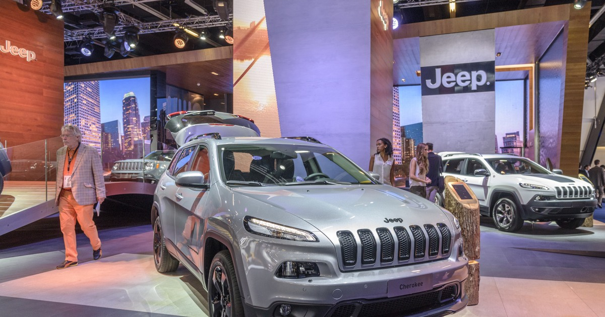 Fiat Chrysler To Add 6 500 Jobs In Major Jeep Expansion