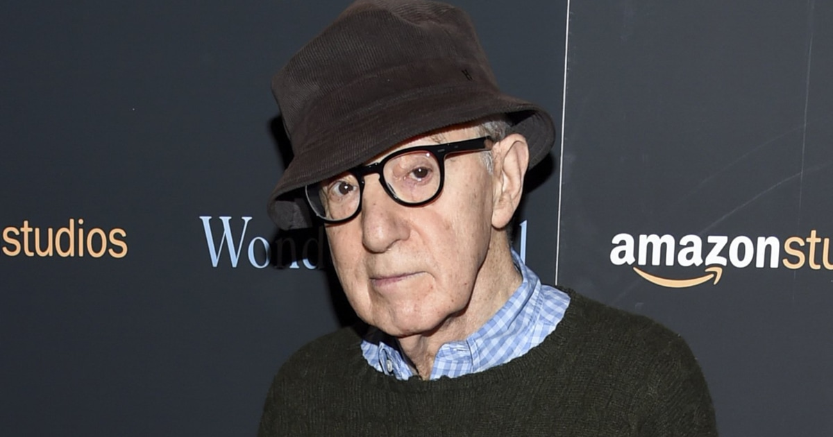 Woody Allen settles $68 million suit against Amazon