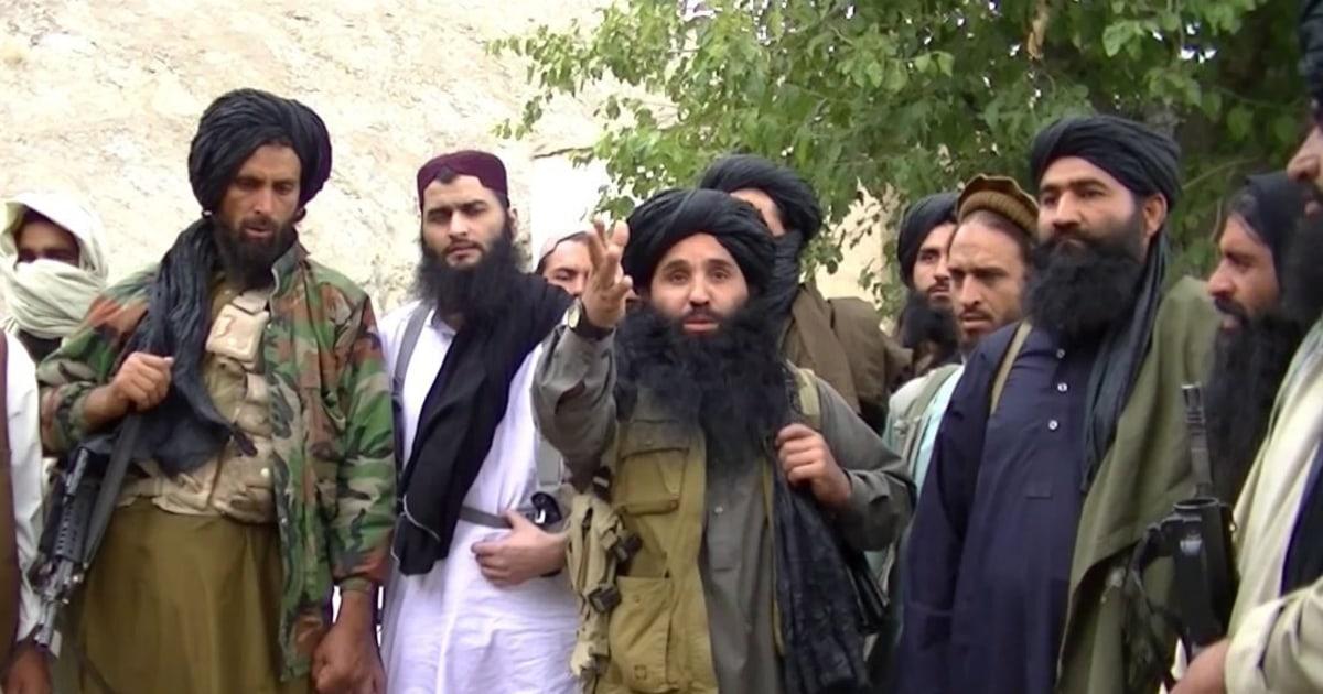 Pakistani Taliban leader killed by U.S. strike, Afghan ministry says