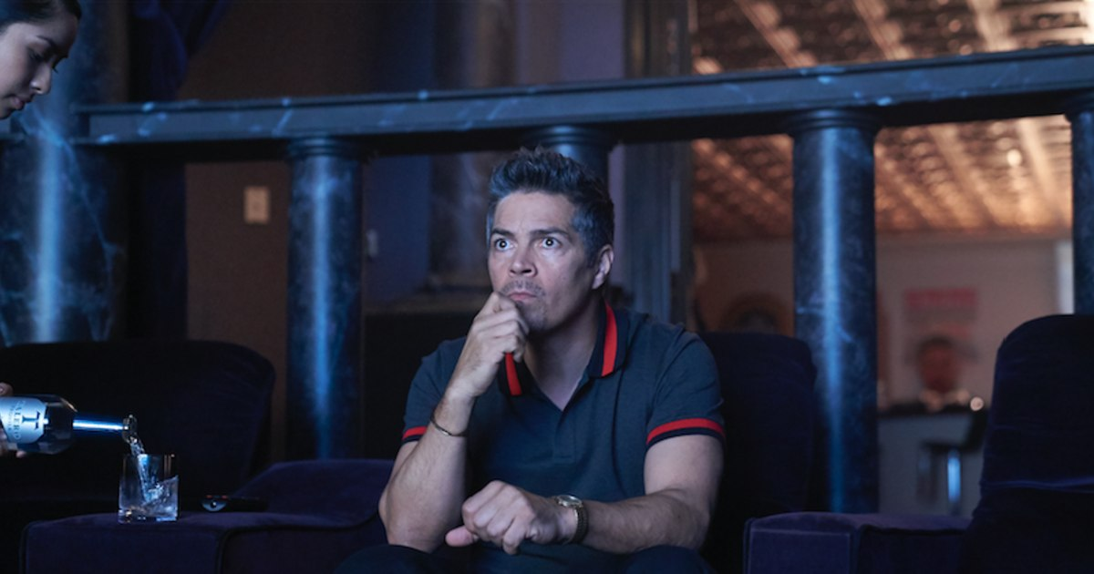 Superfly' actor Esai Morales: 'More fun playing the bad guy