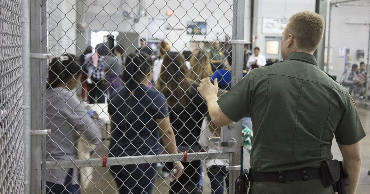 Mcallen Texas Immigration Processing Center Is Largest In U S