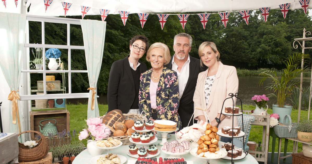 Ani Bundel Pbs Great British Baking Show Premiere Marred By