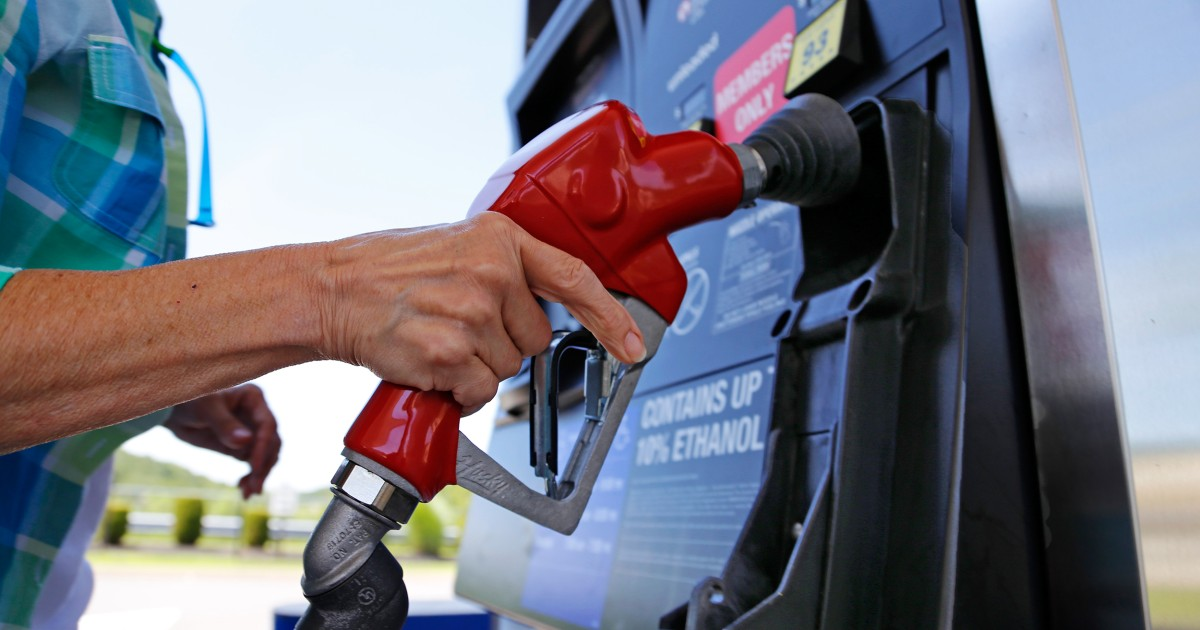 Why Republican talking points on gas prices are so embarrassing