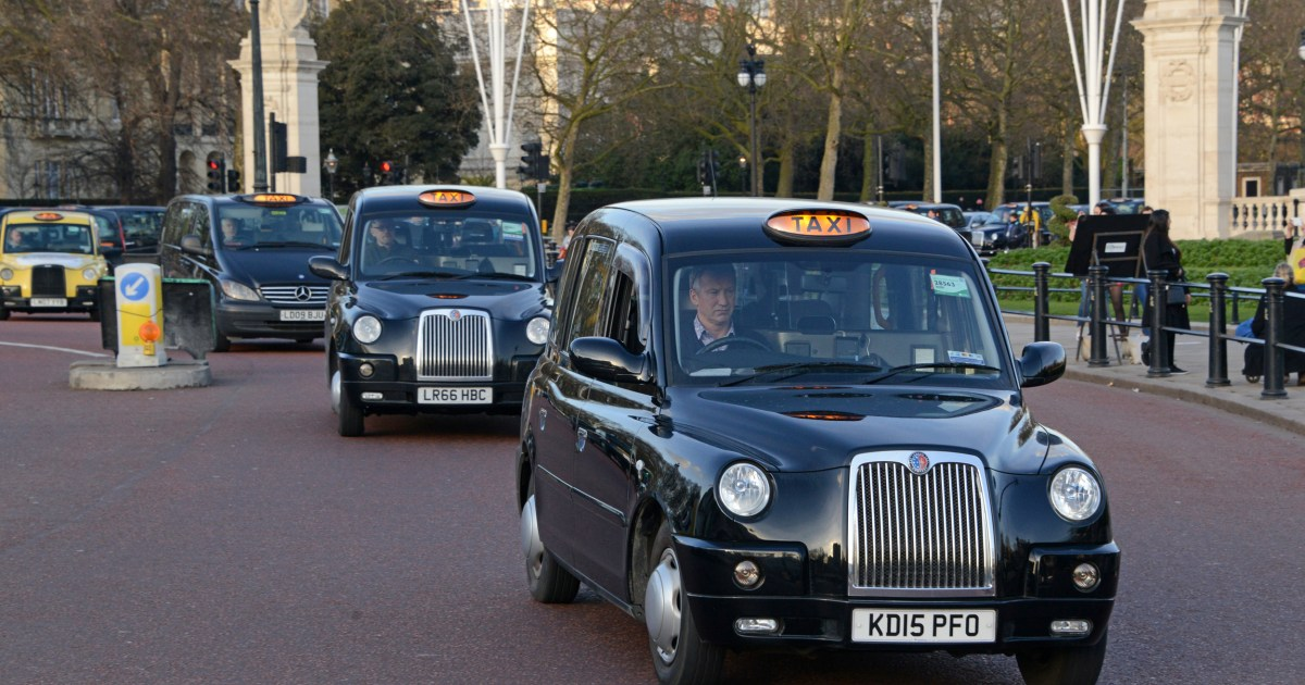 LEVC Says Electric Taxis Have Saved £3.5 Million In Fuel