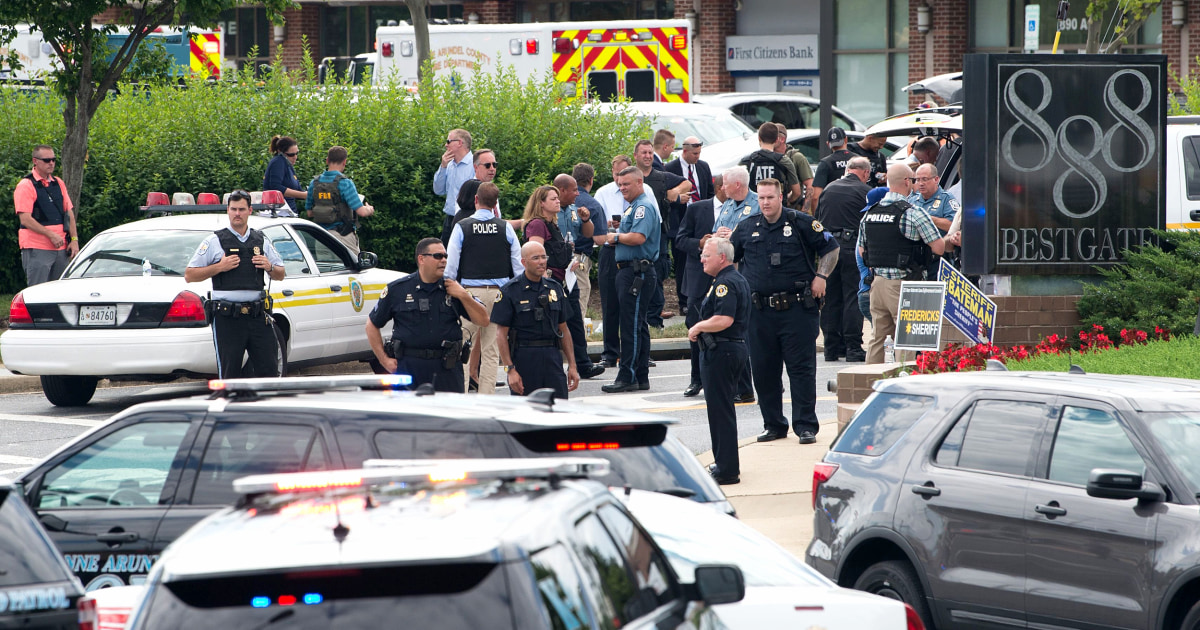 Suspect in Maryland newspaper shooting had sued Capital Gazette for