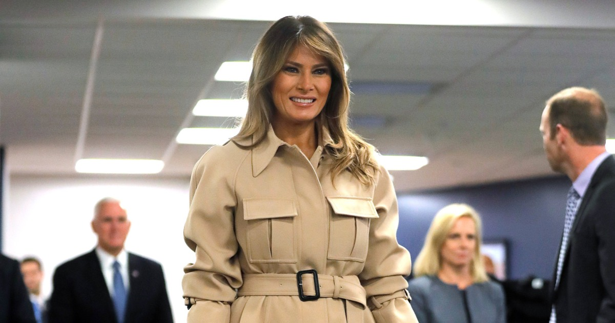 Daily Mail, NBC, Yahoo, others indirectly paid Melania Trump thousands