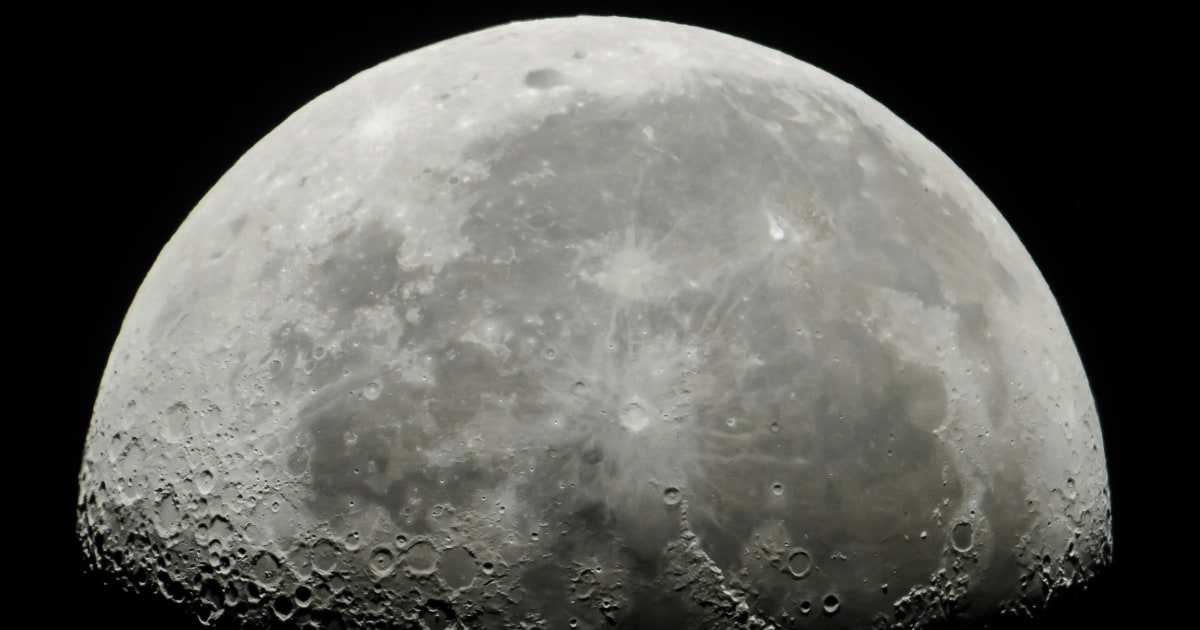 water on the moon - photo #19