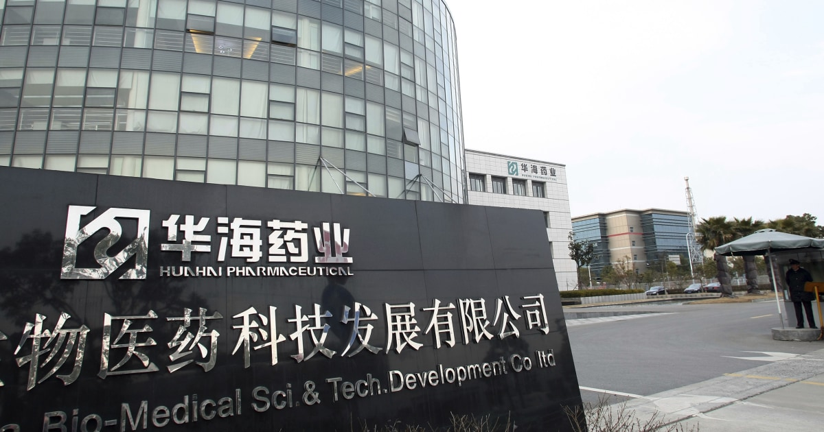 FDA recalls are a reminder that China controls much of world's