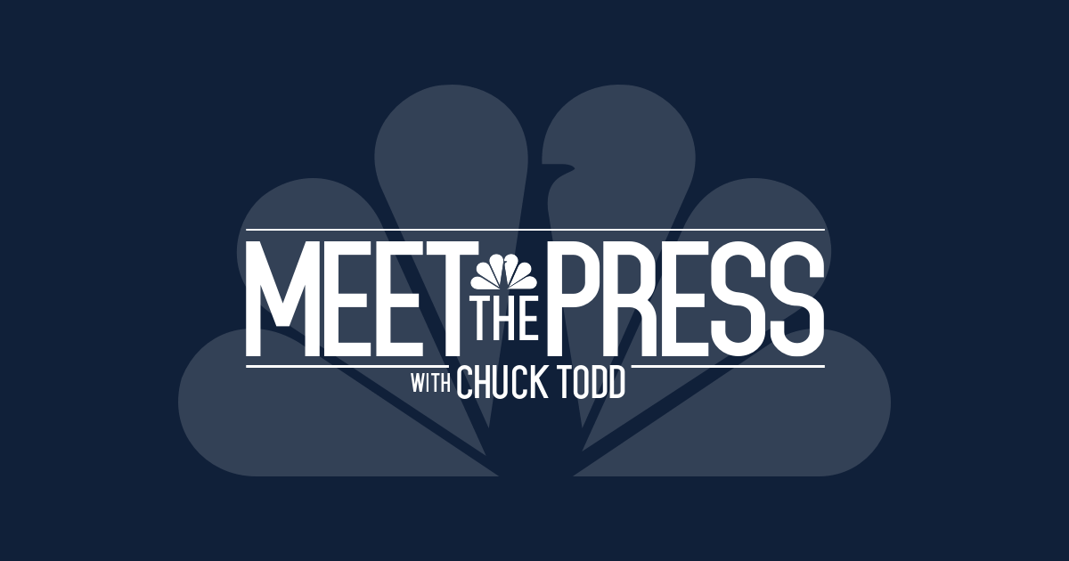 Meet the Press: Inside Takes on the Latest Stories with