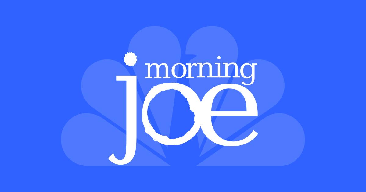 Morning Joe - Joe Scarborough, Mika Brzezinski, & Willie Geist