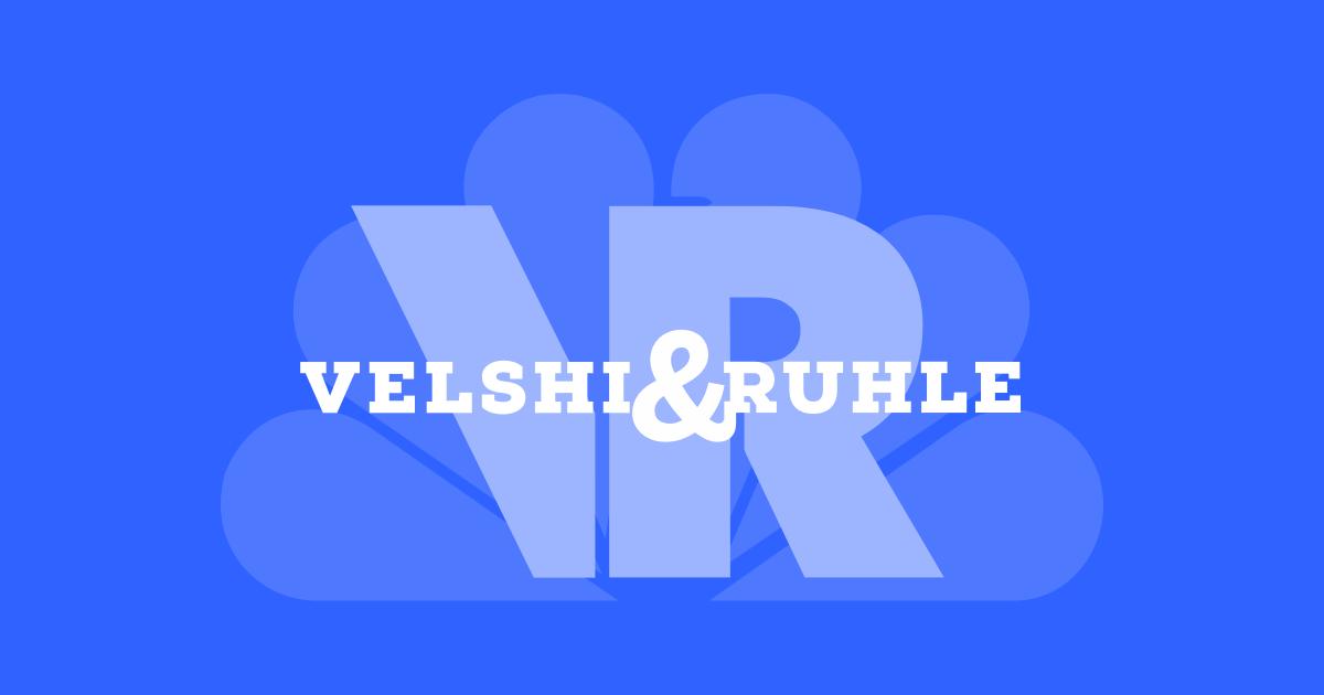 Velshi & Ruhle on MSNBC | NBC News