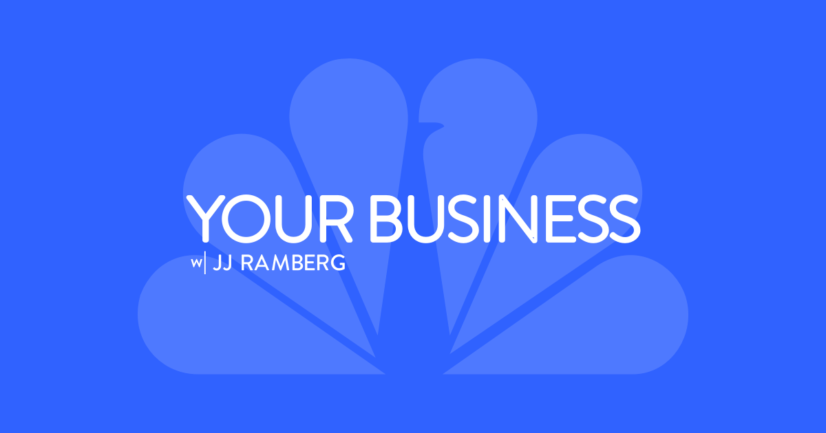 Your Business with JJ Ramberg: Business Tips & Advice Videos | NBC News