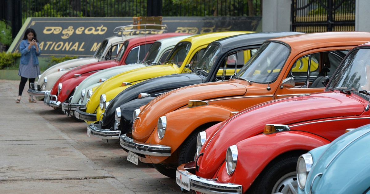 Volkswagen Squashes The Beetle End Of The Line For The Iconic Bug