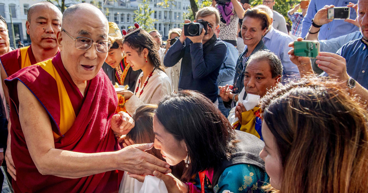 Metooguru': Dalai Lama meets victims of alleged abuse by
