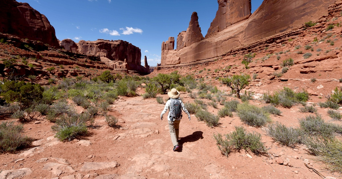 In recently reopened Moab, Utah, businesses welcome tourists back with caution