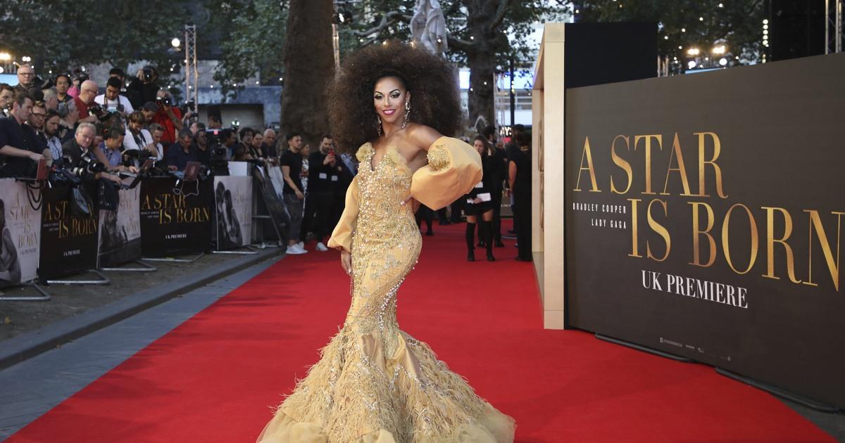 Drag Race Star Shangela Shines In A Star Is Born