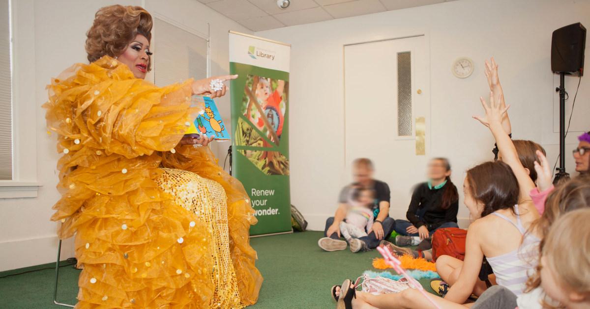 Missouri GOP-Gesetzgeber schlägt eine Rechnung targeting Bibliotheken' drag-queen-Geschichte Stunden