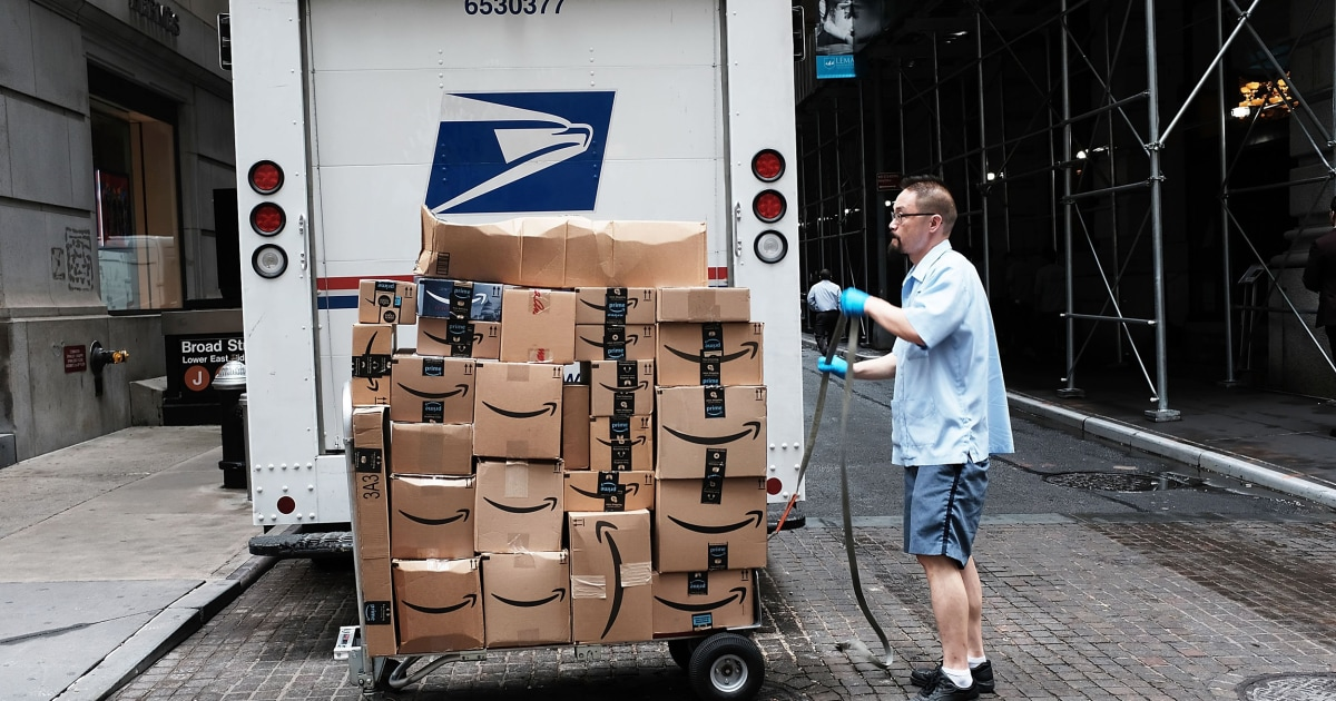 Online prices could rise as Trump exits postal treaty