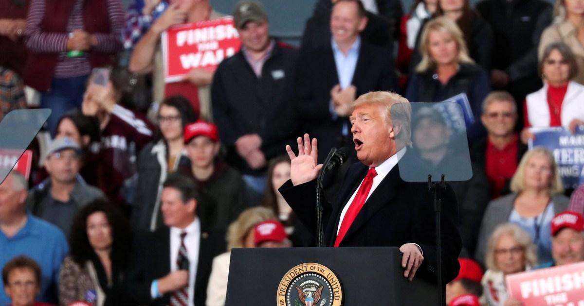 Opinion | Trump's migrant caravan threats show he'd forgo prosperity to exploit racism