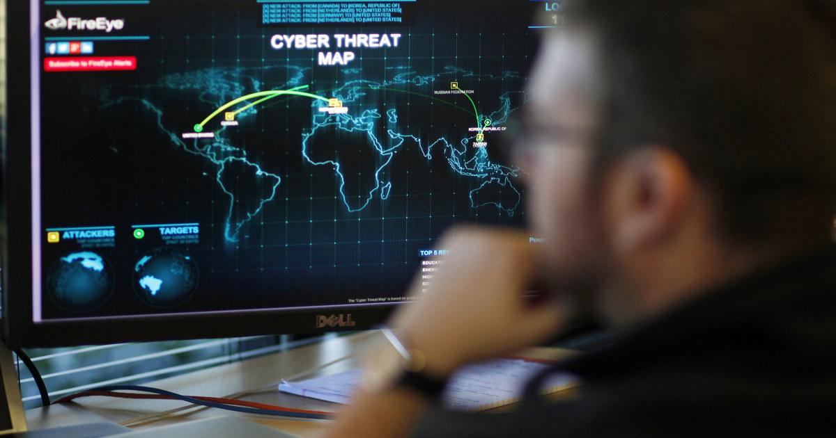 イラントを米国のサイバーセキュリティ専門家にアラート