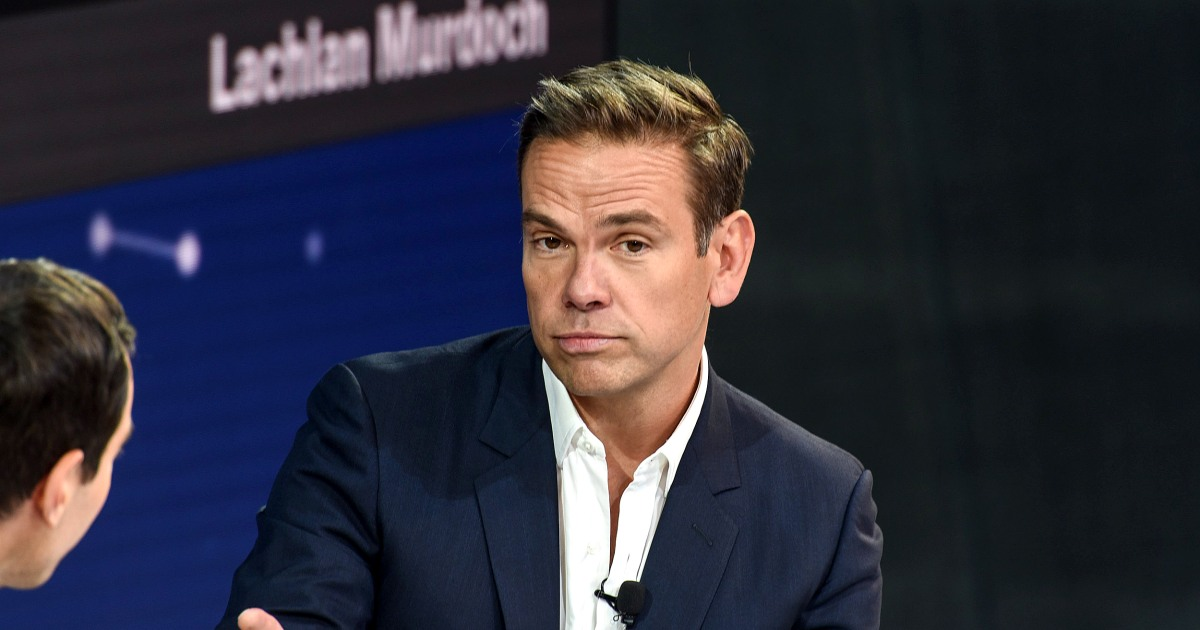 Lachlan Murdoch says he has no plans to change Fox News