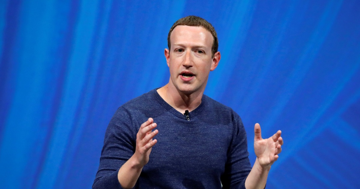 Mark Zuckerberg's vision may mean more Facebook in more parts of your life
