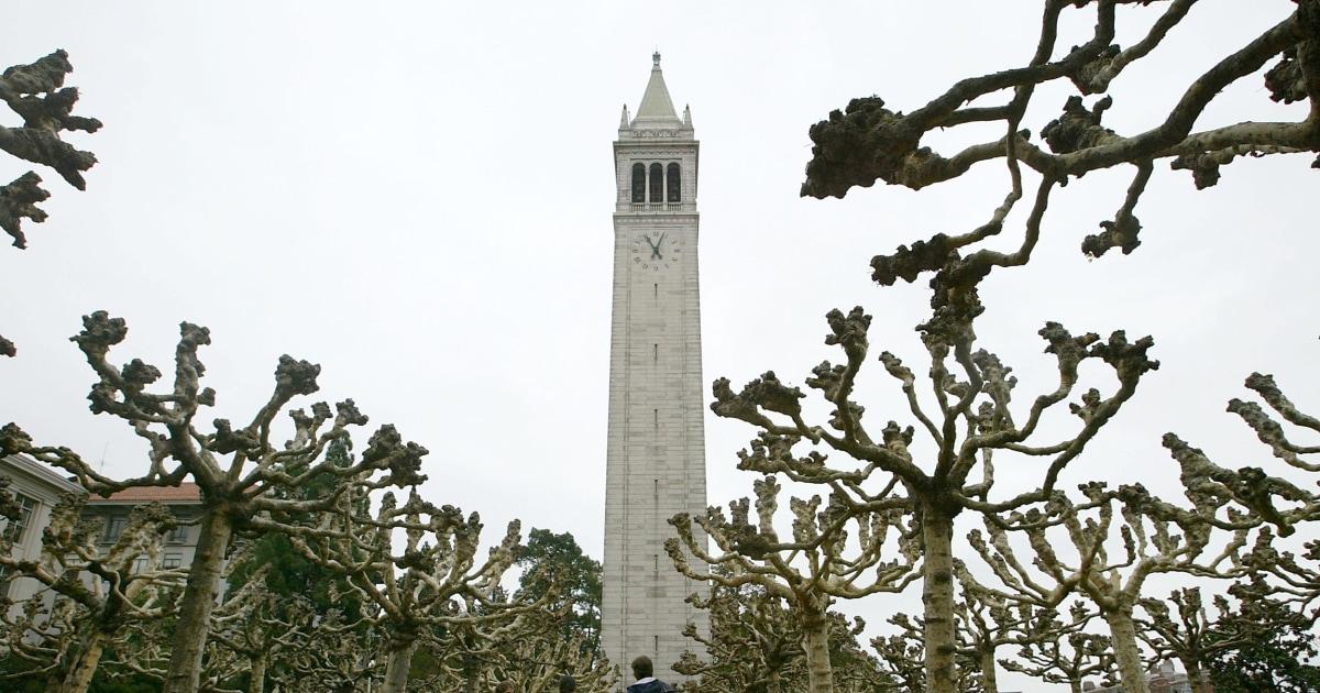UC Berkeley law dean recommends de-naming building named
