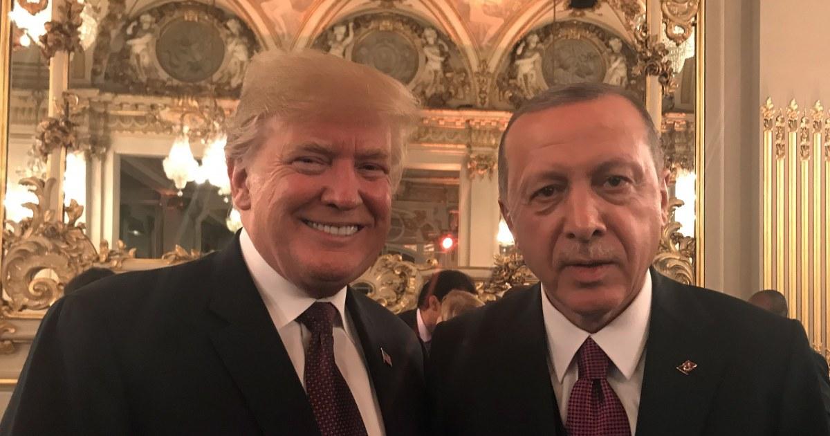 米国の準備から撤退するシリア北部の前のトルコの操作