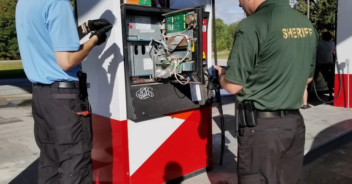 Secret Service cracks down on credit card skimming at gas