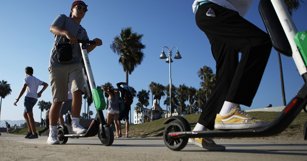 Elon Musk says electric scooters lack dignity, but truly
