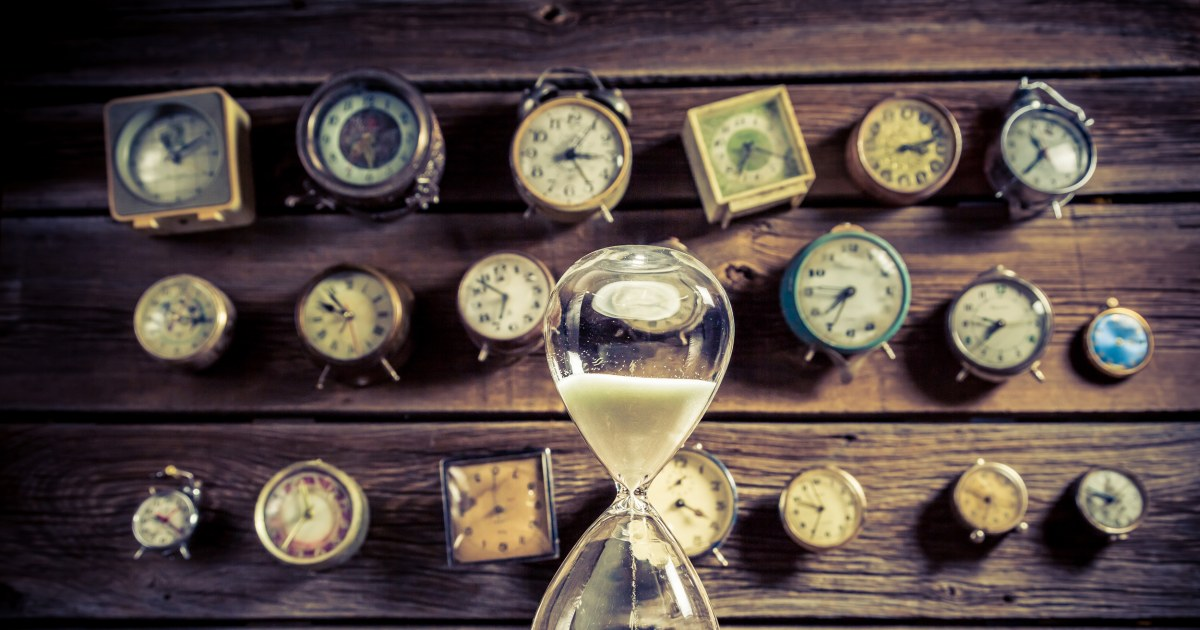 Why our sense of time speeds up as we age — and how to slow