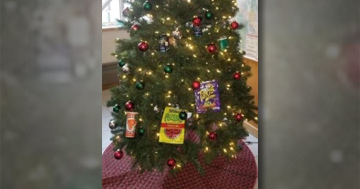 Minneapolis precinct inspector removed over \'racist\' Christmas tree ...