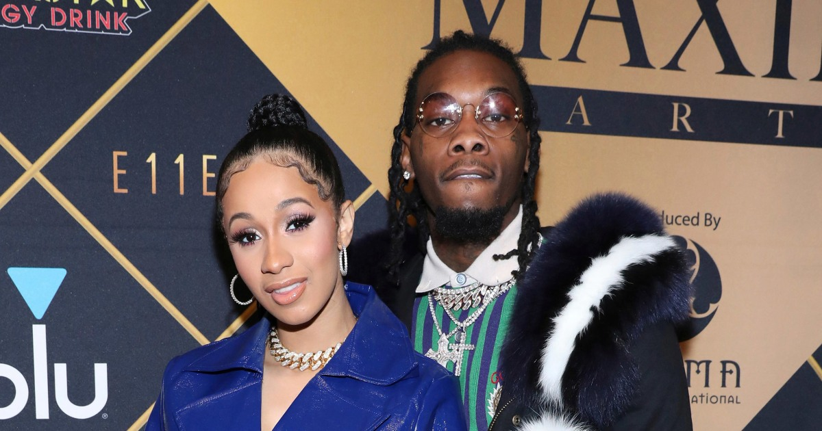 Cardi B Engaged To Offset After Rapper Proposes Live On: Cardi B Announces Split From Offset Months After Welcoming