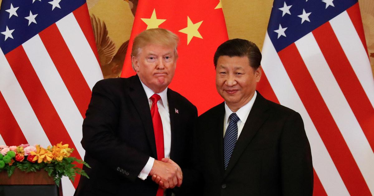Was für eine zweite Amtszeit Trump Präsidentschaft bedeuten würde, für die Zukunft des China trade deal