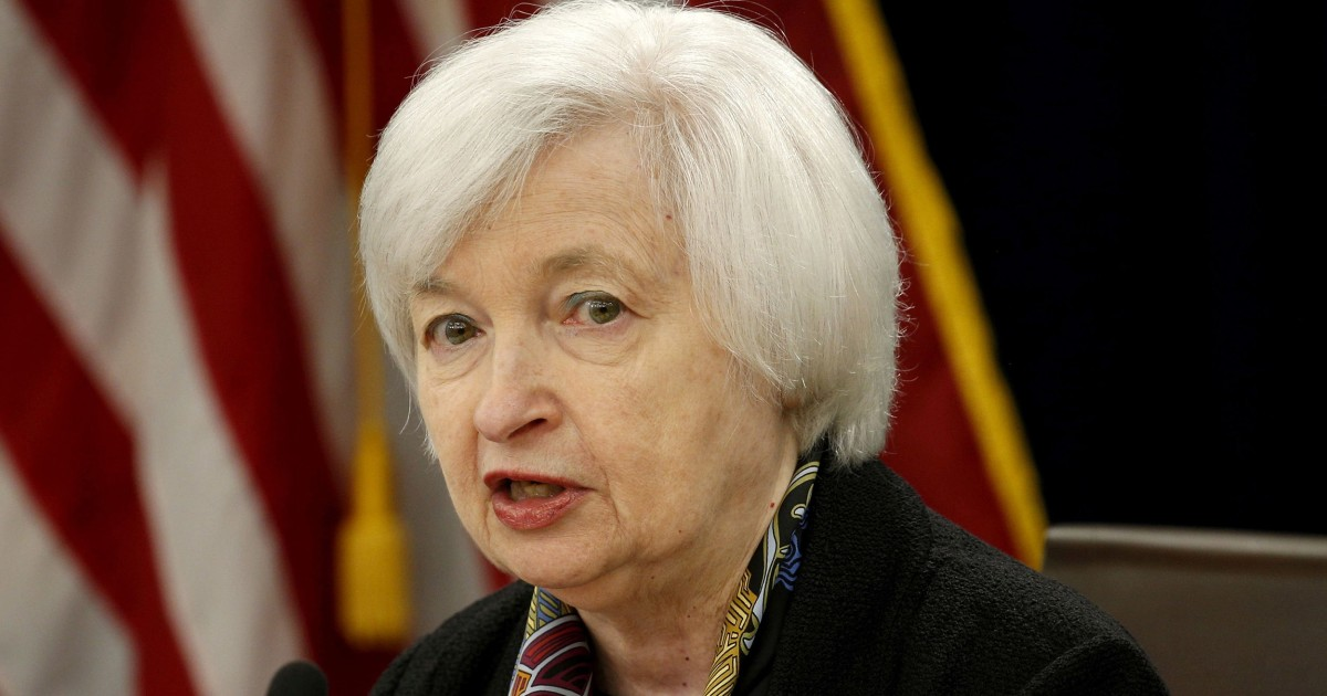 janet yellen - photo #17