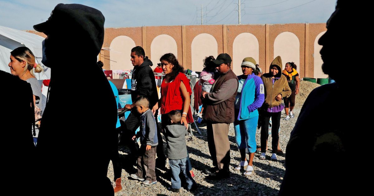 Advocates: Trump policies are causing surge in illegal border crossing