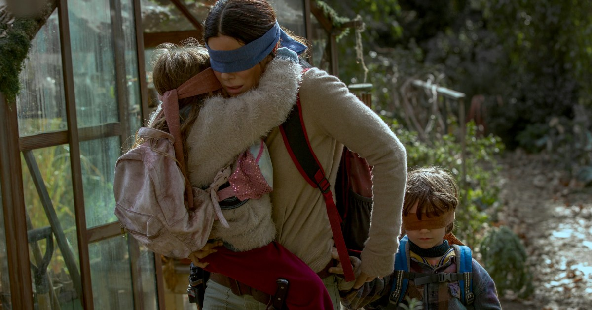 Netflix's 'Bird Box' wastes both Sandra Bullock and a