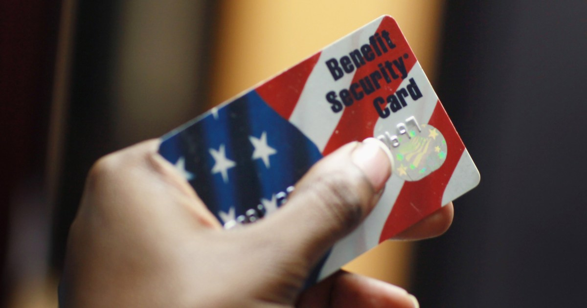 Food stamp changes would mainly affect those living in extreme poverty