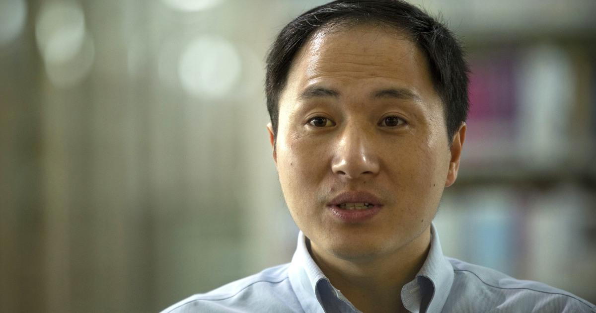 研究の背後に請求項の遺伝子編集児刑判決を受け、中国