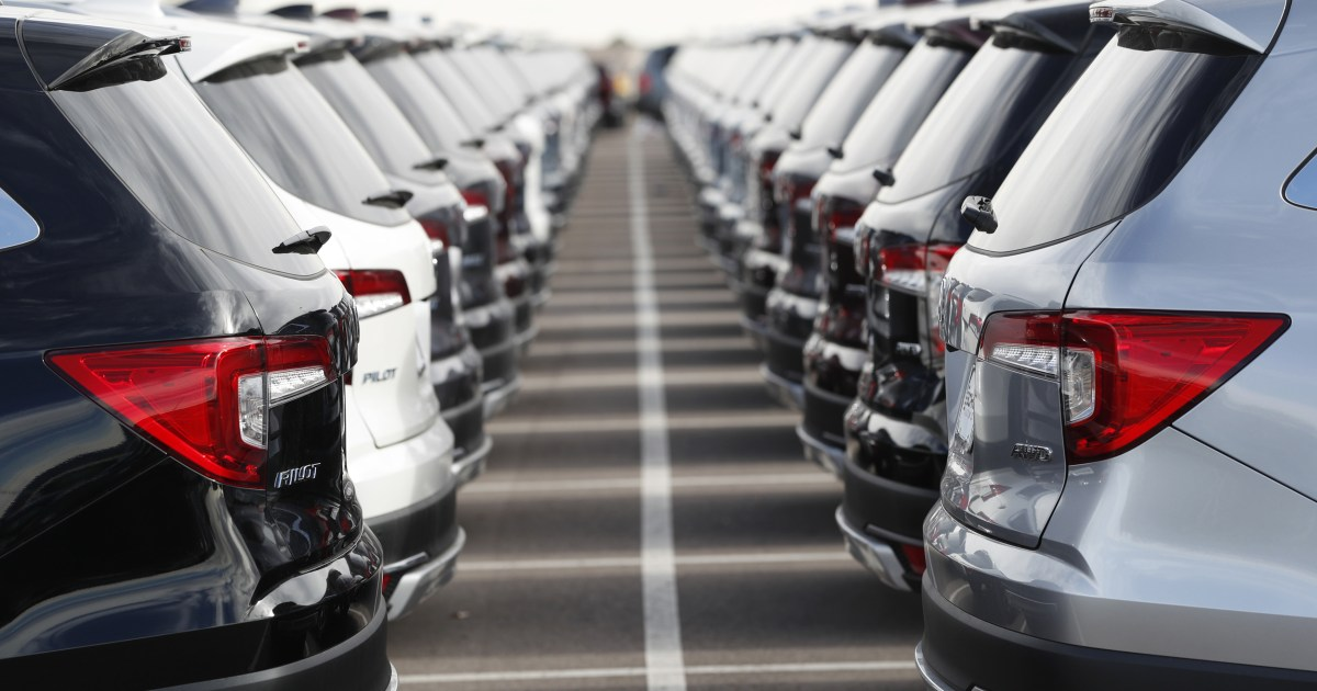 Car Manufacturers By Sales 2018 Mail: GM, Ford And Toyota Report Increase In New Vehicle Sales