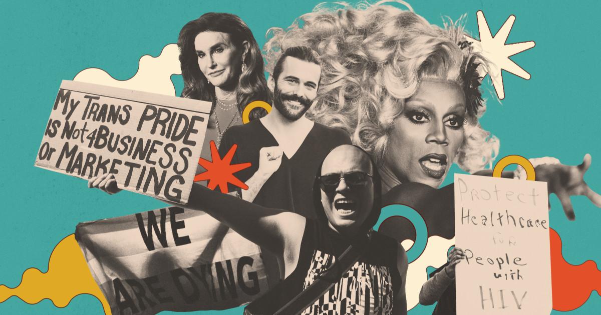 Queerness brach in den mainstream in den 2010er Jahren aber ins stocken geraten politisch
