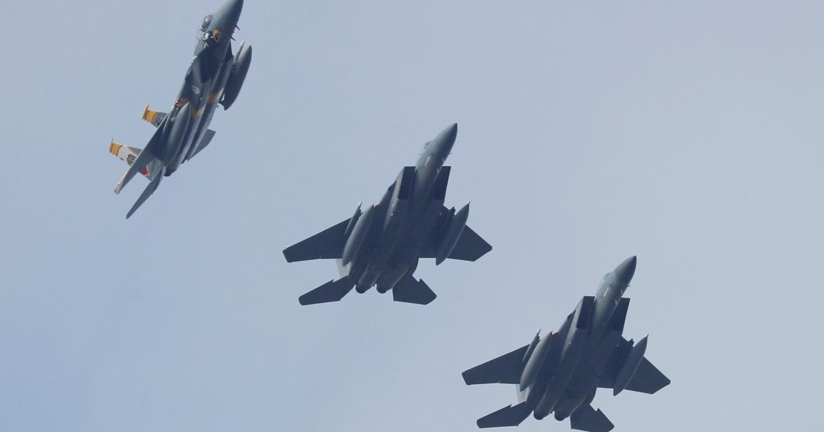 Iran fordert Nahen Osten die Luftangriffe durch US-acts des