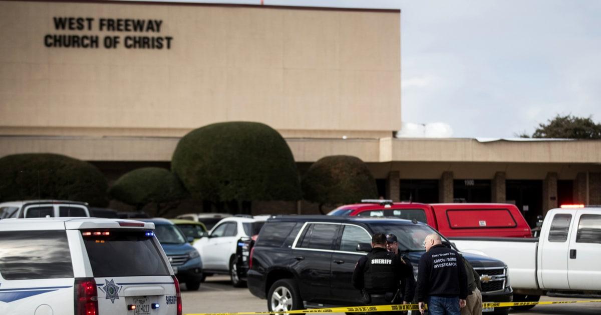 Texas Kirche shooter beschrieben durch ex-Frauen als 'verrückt' und 'gewalttätig'